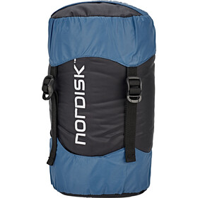 Nordisk Canute +10° Sleeping Bag M real teal/black